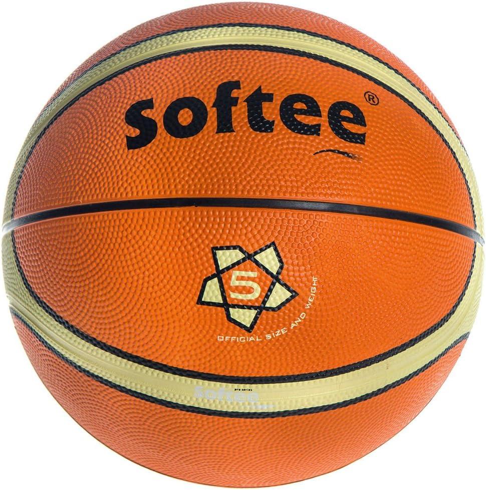 Softee - balon minibasket nylon nº5: Amazon.es: Juguetes y juegos