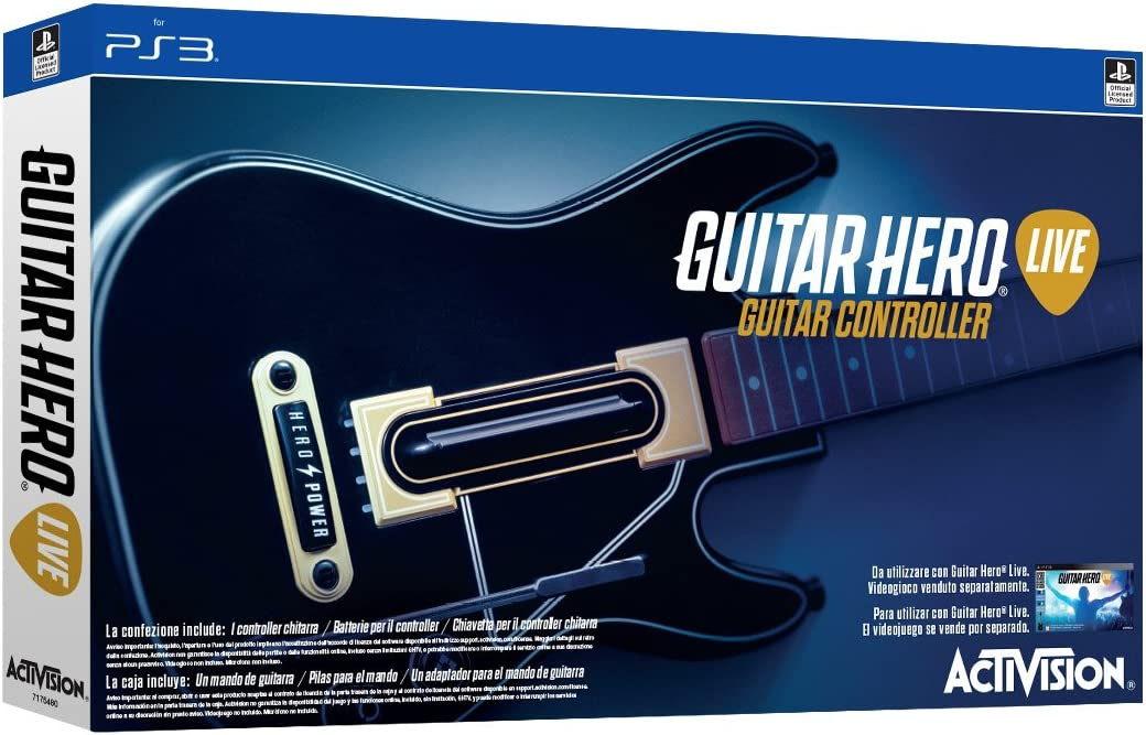 Activision - Guitarra Guitar Hero Live (Xbox One): Amazon.es ...
