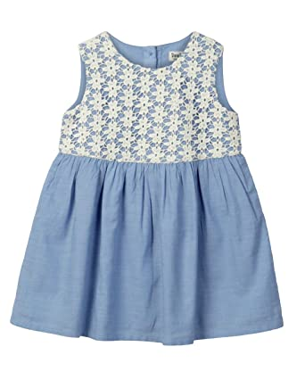 Light Blue Babydoll Dresses