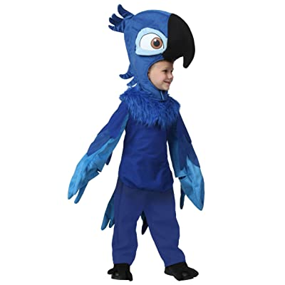 Toddler Rio Blu Costume: Clothing