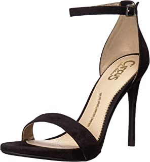 09d4a83be27 Amazon.com | Sam Edelman Women's Eleanor Dress Sandal | Heeled Sandals