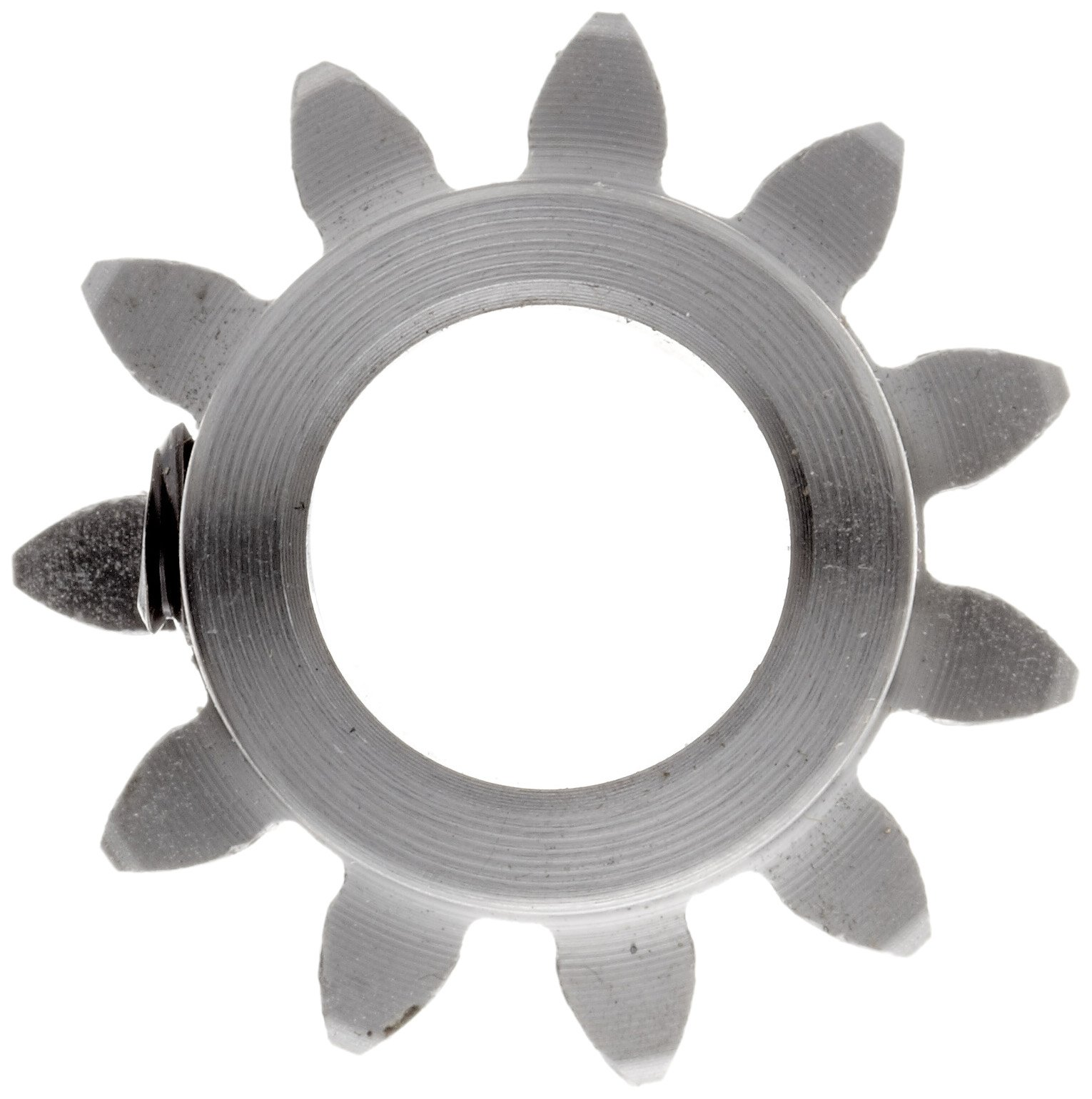 Boston Gear ND11B-1/2 Spur Gear, 14.5 Pressure Angle, Steel, Inch, 12 Pitch, 0.500'' Bore, 1.167'' OD, 0.750'' Face Width, 11 Teeth