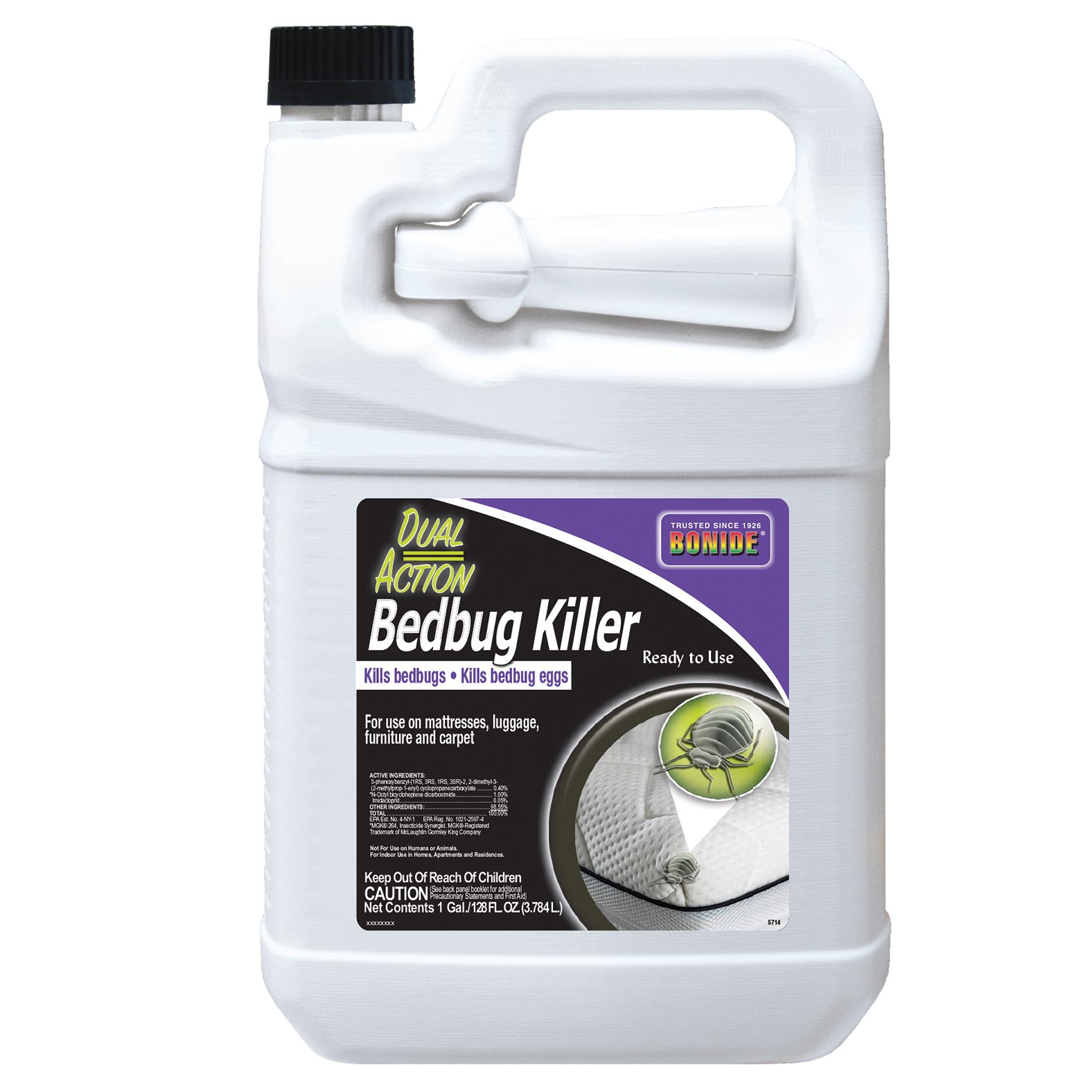Bonide Products 5714 1G Rtu Da Bedbug Killer by Bonide