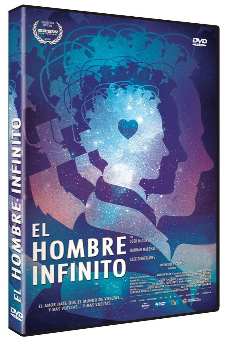 El Hombre Infinito DVD 2014 The Infinite Man: Amazon.es ...