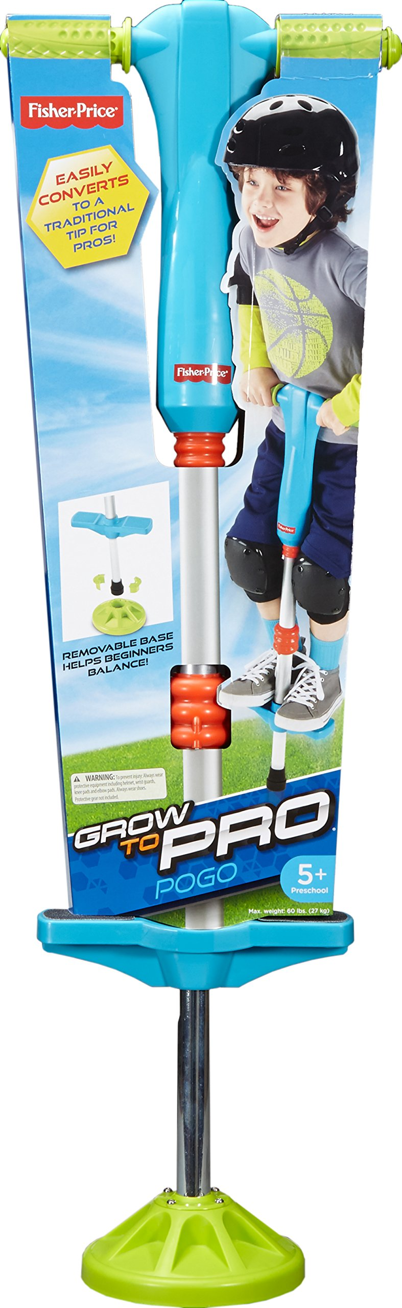 Fisher-Price Grow-to-Pro 3-in-1 Pogo by Fisher-Price (Image #5)
