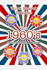 THE OFFICIAL WORD SEARCH PUZZLE BOOK OF THE 1960's (Word Puzzles for the Decades) Paperback