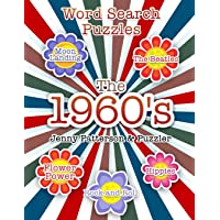 THE OFFICIAL WORD SEARCH PUZZLE BOOK OF THE 1960's (Word Puzzler)