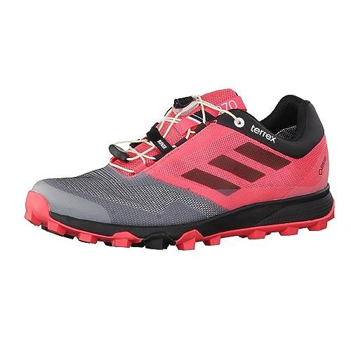 classic fit 29aca 5b1c5 Adidas Terrex Trailmaker GTX Unidad Guantes para Mujer, Color Gris, Talla  44 2 3 EU  Amazon.es  Zapatos y complementos