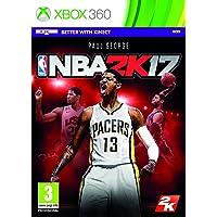 NBA 2K17(Xbox 360) UK İthal