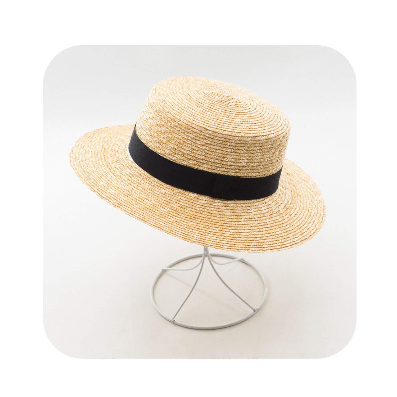 003 0.6CM braid PrivateSpaceHats for Women Summer Sun Straw Hat,
