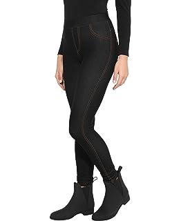 SLIMMAXX JEANS SLIM-Jeggings Leggings stretch pantaloni SKINNY legging 2er-set