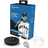 ブラスト野球スイングトレーナー|分析スイング|トラックメトリクス|ビデオキャプチャがハイライトを創り出す|アプリケーションが有効になって、iOSとAndroidが互換性がある|リアルタイムの結果| MLBの公式バットセンサー技術