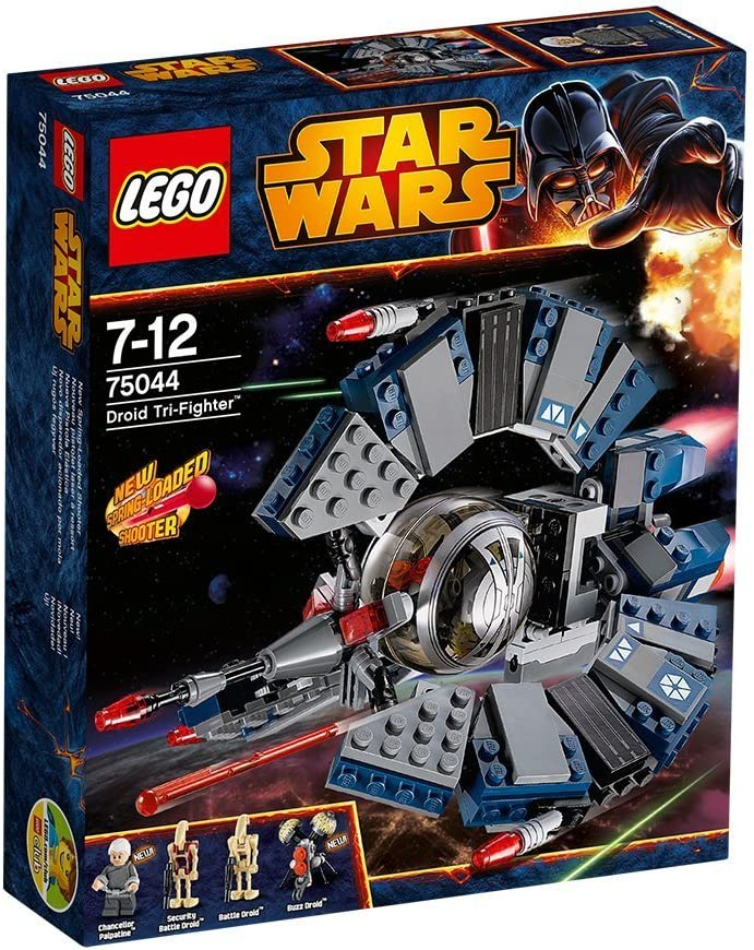 LEGO Star Wars Droid Tri Fighter 75044