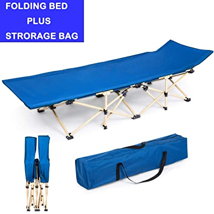 Stupendous Miageek Us Stock Cots Bed For Sleeping Beach Yard Pool Folding Reclining Adjustable Chaise Lounge Chair Outdoor Recliner Patio Sun Loungers Evergreenethics Interior Chair Design Evergreenethicsorg