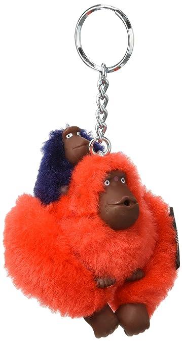 Amazon.com: Kipling Monkeyclip BM (10) llaveros y llaveros ...