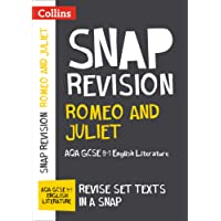 Romeo and Juliet: AQA GCSE 9-1 English Literature Text Guide (Collins GCSE 9-1 Snap Revision)
