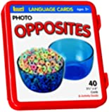 PlayMonster Lauri Photo Language Cards - Opposites
