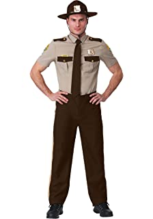 SUPER TROOPERS WOMACK POLICE NAME BADGE /& BUTTON HALLOWEEN COSTUME PIN BACK