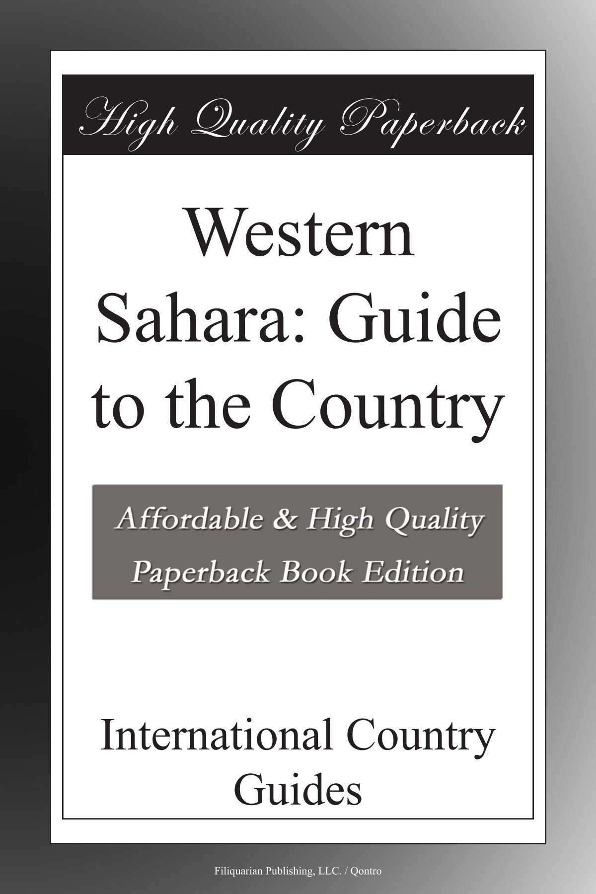 Western Sahara: Guide to the Country