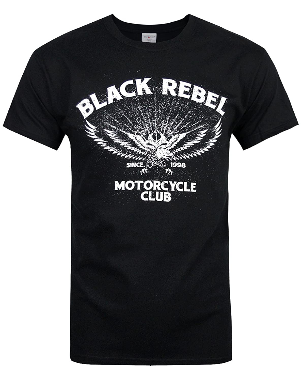 T shirt black rebel motorcycle club - Official Black Rebel Motorcycle Club Men S T Shirt Xxl Amazon Co Uk Clothing