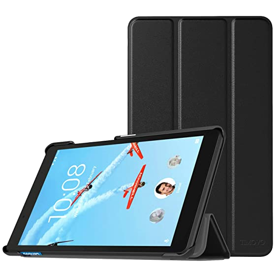 TiMOVO Case for Lenovo Tab E8, Light Weight Slim Case with Magnetic Cover Stand for Lenovo Tab E8 8 Inch 2019 Release Tablet (Not Fit for Lenovo Tab ...