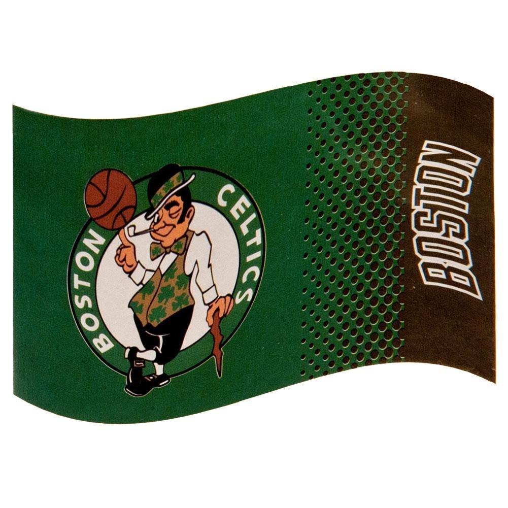 NBA Boston Celtic–Bandiera per bambini,, Taglia unica Forever 2386