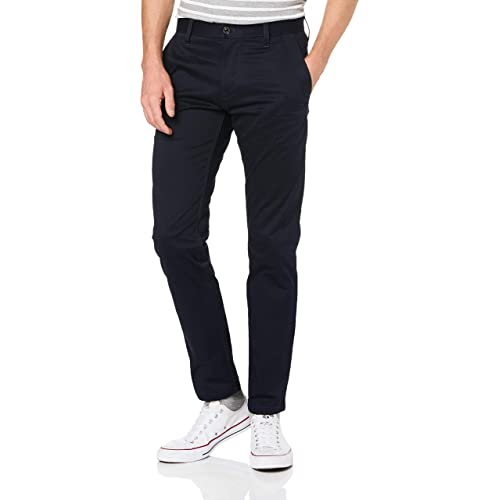 G Star Raw Bronson Pantalones Para Hombre Azul Blue Mazarine Blue W36 L30