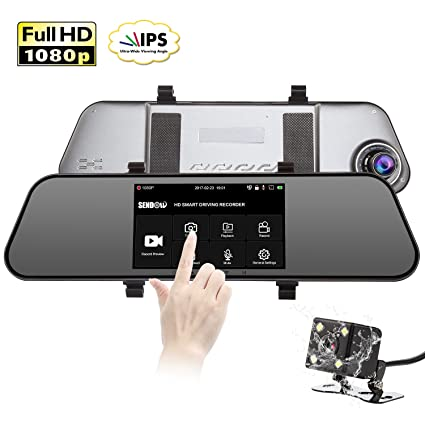 Rear View Monitors/cams & Kits 4-way Video Car Switch Parking Camera 4 View Image Split-screen Control Box Kits Elegant In Style