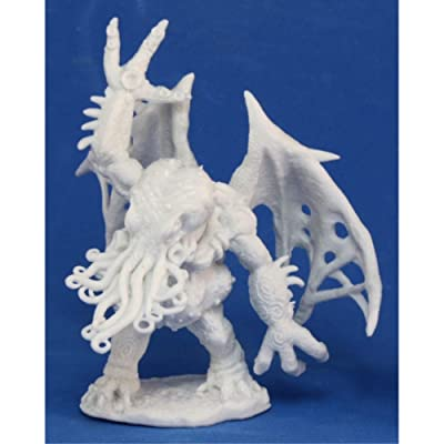 Reaper Eldritch Demon (1) Miniature: Toys & Games