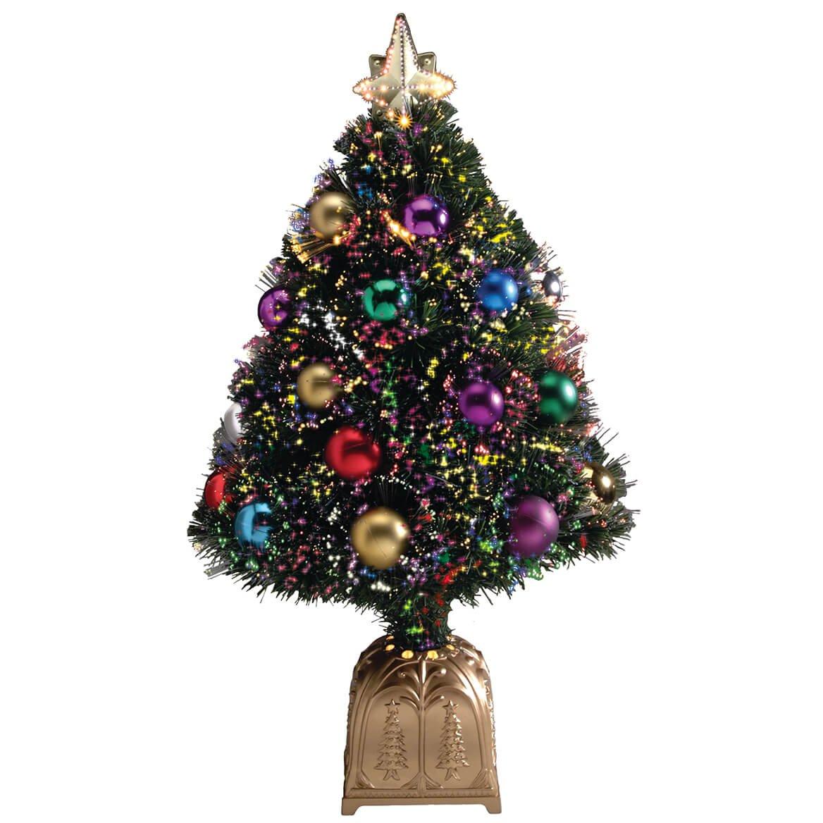 WalterDrake Fiber Optic Christmas Tree by Northwoods GreeneryTM XL