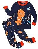 Amazon Price History for:Dolphin&Fish Boy Pajamas Cotton Dinosaur Toddler Pjs Sleepwear Kids Clothes T-Shirt Pant Set