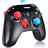Switch Controller , Wireless Switch Pro Controller for Nintendo Switch/Lite , Wireless Switch Controller Gamepad…