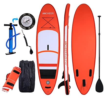 ANCHEER Inflatable SUP Stand up Paddle Board 9  283b448ae