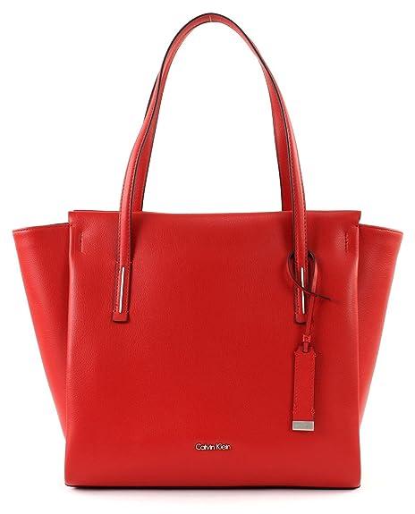 low priced a340a 0050f Calvin Klein Damen Frame Large Shopper Tote, 15x32x48 cm