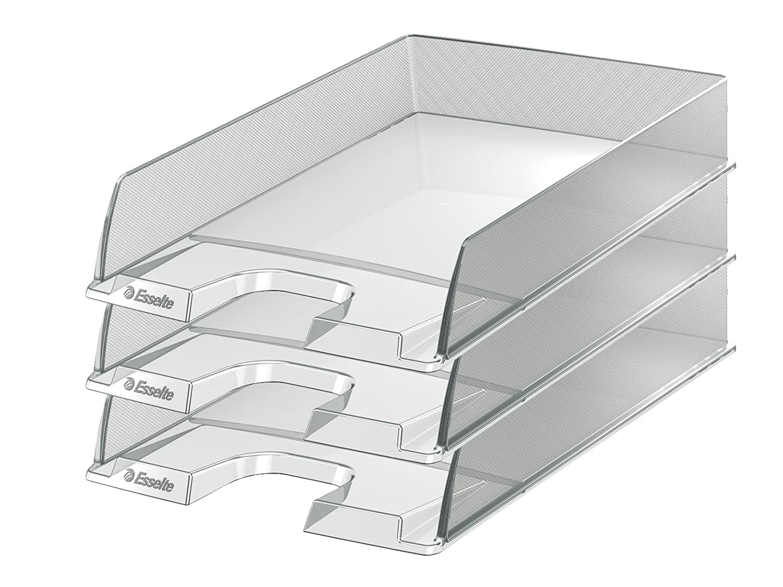 Polistirene Esselte vaschetta portacorrispondenza Trasparente Formato A4 623603 Europost