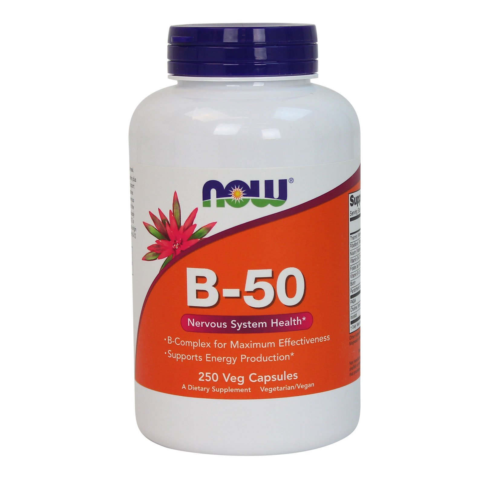 Now Foods B-50, 250 caps ( Multi-Pack)