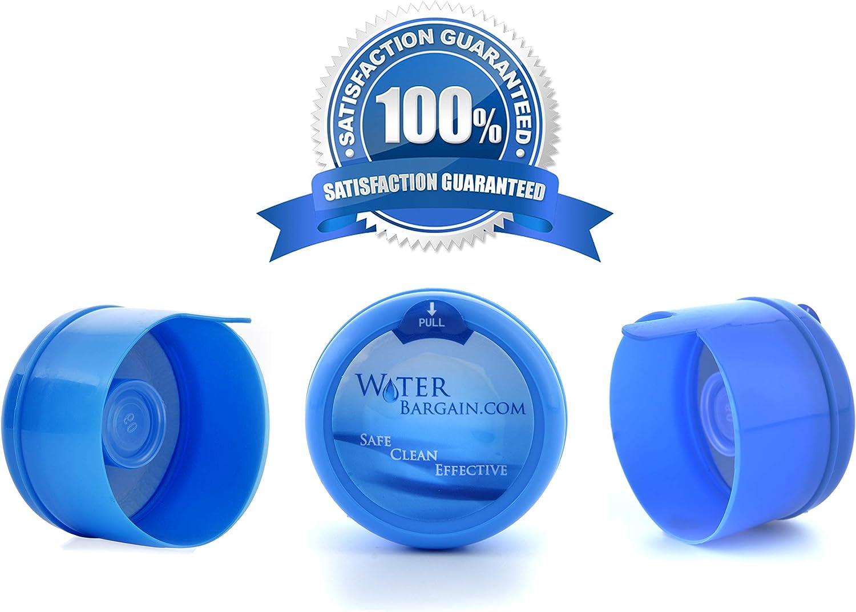 Premium Water Bottle Caps - Quantities of 10 to 500
