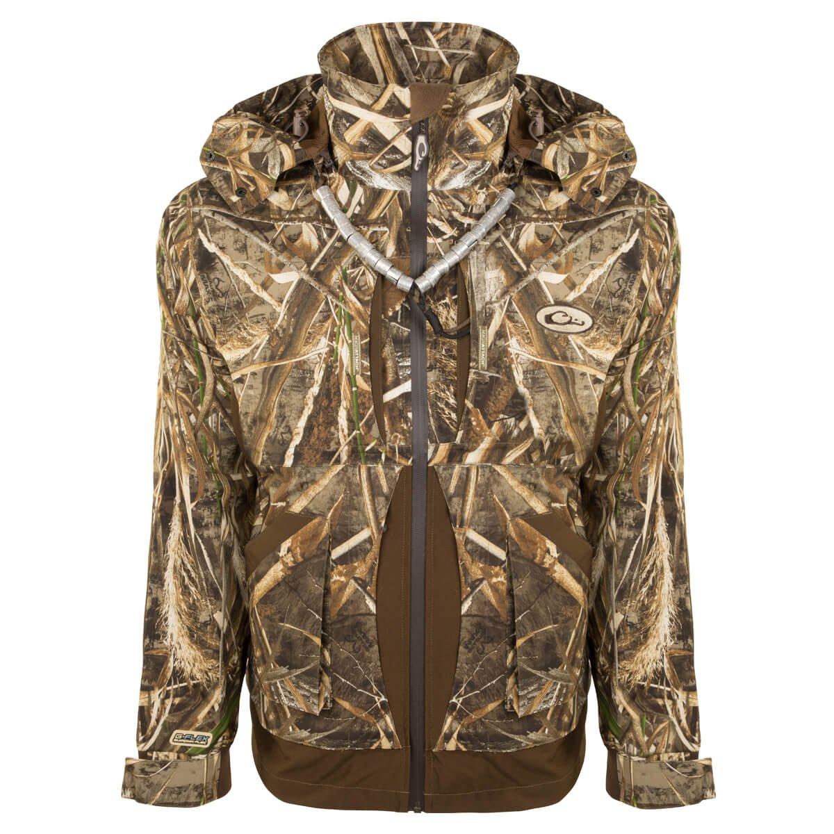 Drake Guardian Flex Full Zip Shell Lining Jacket Max-5 2XL