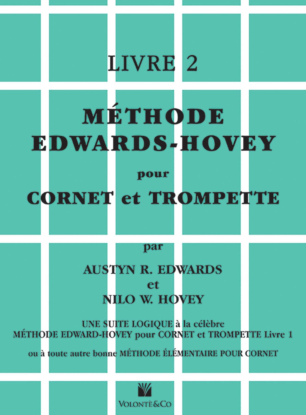 Amazon Fr Methode Edwards Hovey Pour Cornet Et Trompette Livre  # Recherche Nilo A Vendre