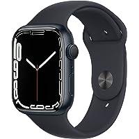 $429 » Apple Watch Series7 GPS, 45mm Midnight Aluminum Case with Midnight Sport Band - Regular
