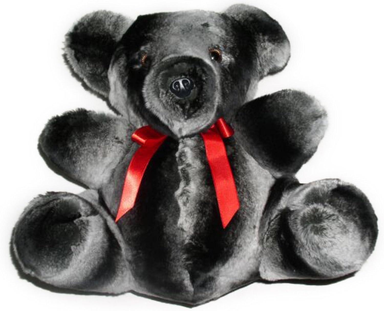 B000YP09W0 Handmade REX Chinchilla Fur Teddy Bear 71fxjYQaIbL
