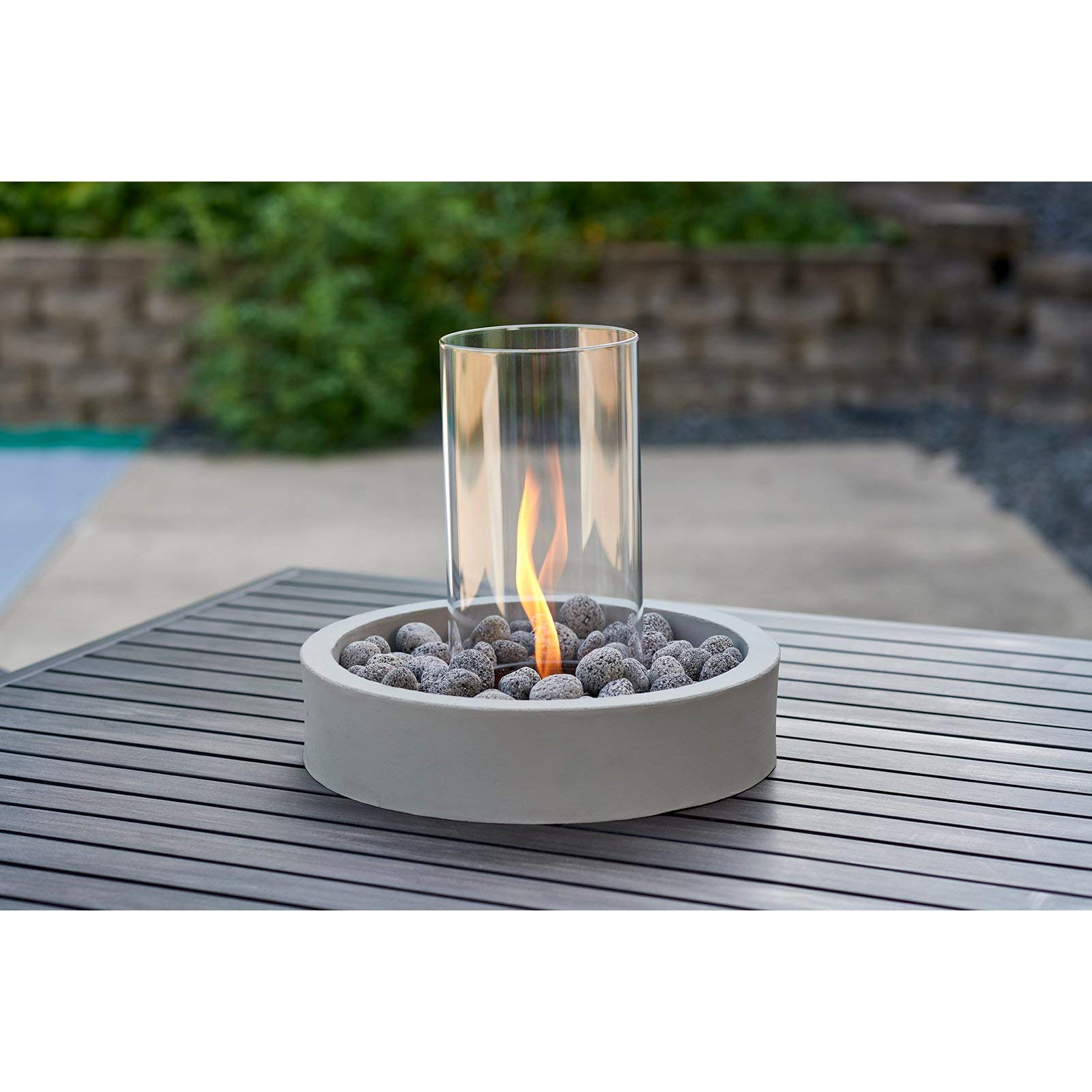 Jur_Global Cove Intrigue Table Top Outdoor Lantern