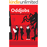 Oddjobs book cover
