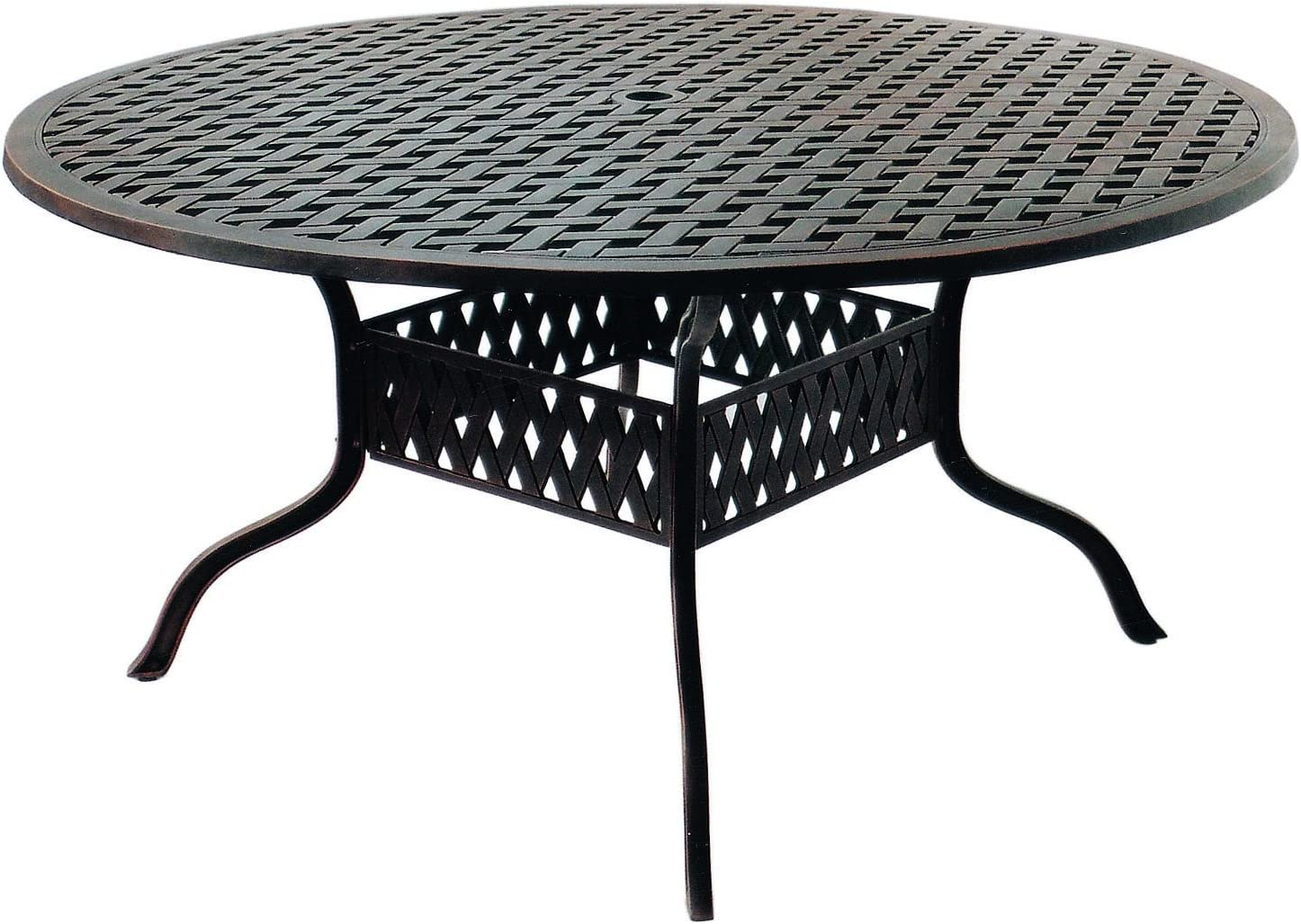 Darlee A DL30-D Series 30 Dining Table, 60 Round