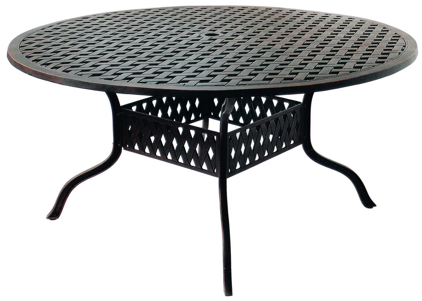 Darlee A/DL30-D Series 30 Dining Table, 60'' Round