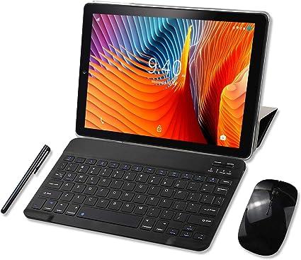 Tablet 10 Pulgadas YOTOPT, 4GB de RAM y 64 GB de Memoria, Android ...