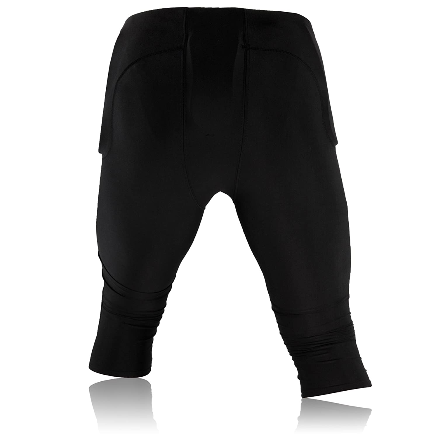 all-in-one stretch with integrated 7-pocket pad Full Force American football