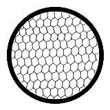 Royal Dark Brown Nylon Honeycomb Beard