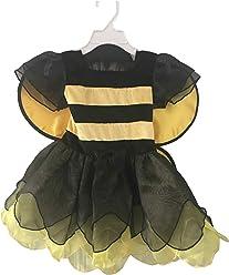 554208ef7d22 Koala Kids Adorable Honey Bee Costume Dress Up Toddlers
