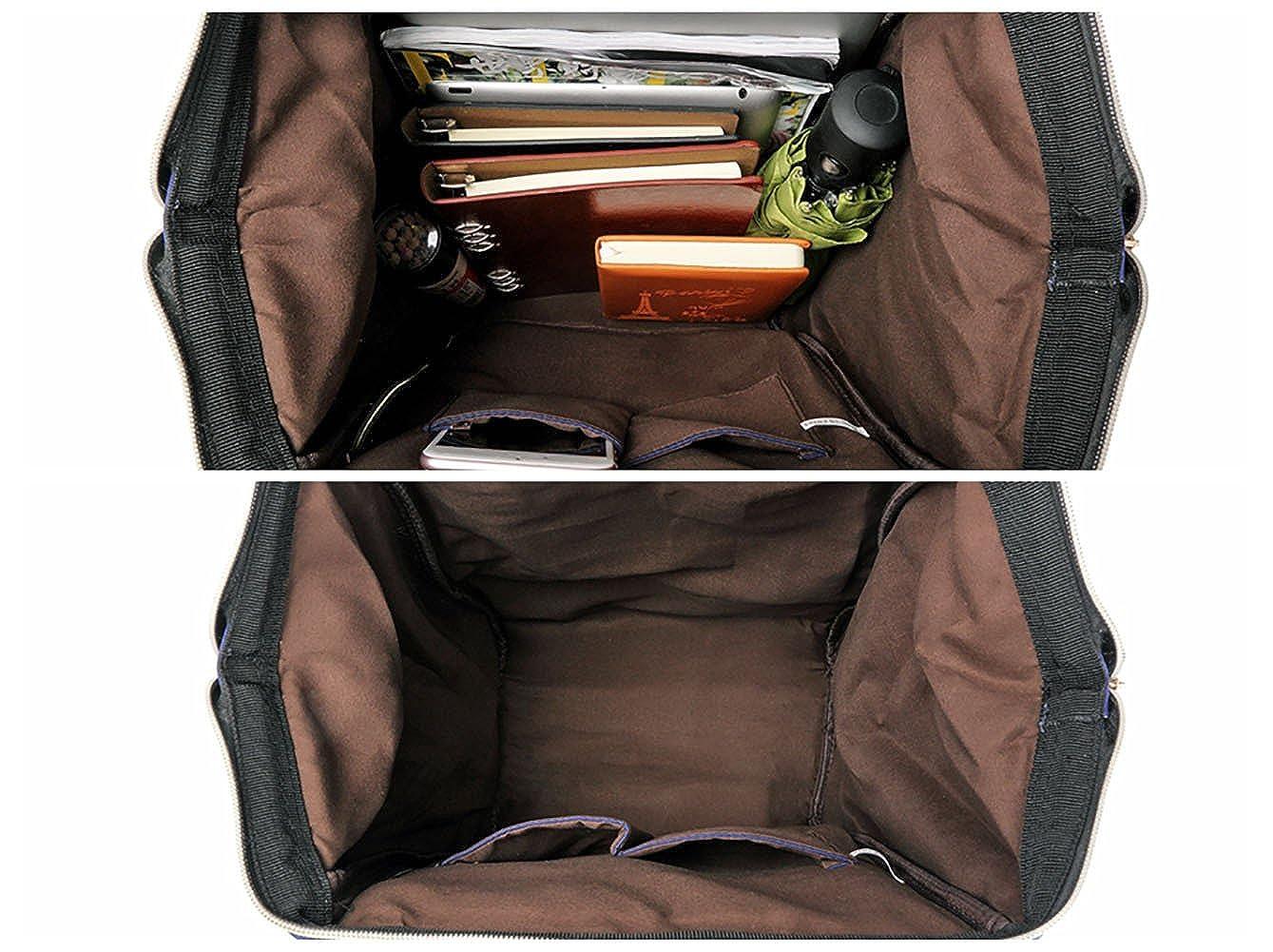 Plover Women/'s Printing Canvas Backpack Handbag Rucksack Student School Bookbags